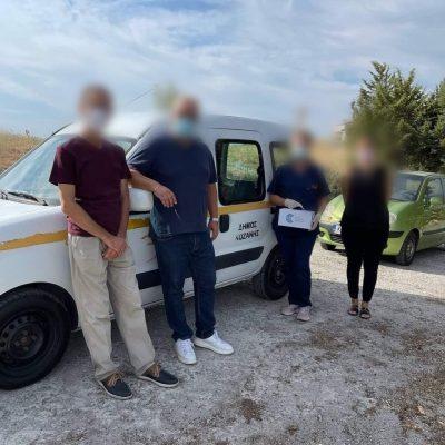 covid19: Αρωγή του Δήμου Κοζάνης σε πολίτες που αδυνατούν να προσέλθουν στα εμβολιαστικά κέντρα