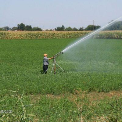 Τ.Ο.Ε.Β. ΣΕΡΒΙΩΝ: Kαλούνται οι χρήστες του αρδευτικού δικτύου να διακόψουν την άρδευση οπωσδήποτε στις εκτατικές καλλιέργειες