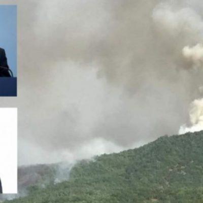 Έκτακτη επιχορήγηση στους πληγέντες Δήμους και Περιφέρειες για τις εξελισσόμενες και δραματικές πυρκαγιές