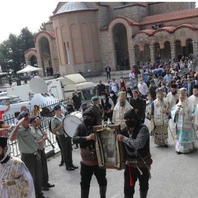 Χωρίς λιτανεία ο φετινός εορτασμός στην Παναγία Σουμελά: Πώς θα γίνει το προσκύνημα, η φιλοξενία στους ξενώνες