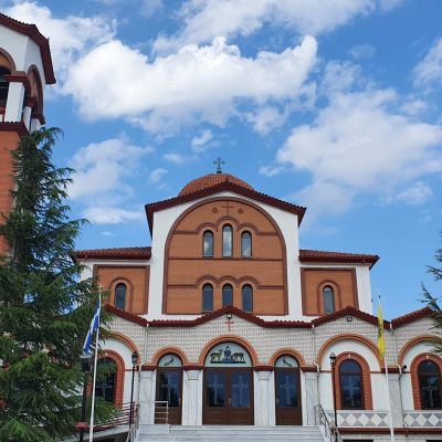 Ιερά πανήγυρις Κοιμήσεως της Θεοτόκου την Κυριακή 15 Αυγούστου στον ιερό ομώνυμο ναό της Νέας Χαραυγής