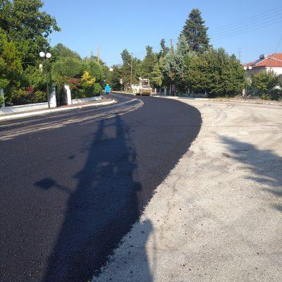kozan.gr: Γαλάτεια Εορδαίας: Ασφαλτοστρώσεις δρόμων στο χωριό (Φωτογραφίες)