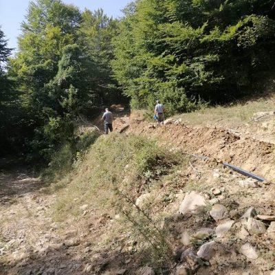 Oλοκληρώθηκαν οι εργασίες νέου δικτύου ύδρευσης στην Κοινότητα Ζώνης του Δήμου Βοΐου