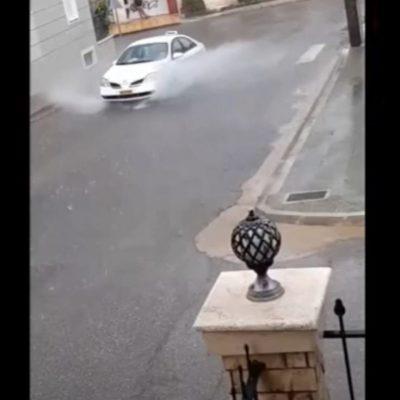 kozan.gr: Μικρής διάρκειας, μεσημεριανή, καταιγίδα …δρόσισε την Κοζάνη και την ευρύτερη περιοχή (Βίντεο)