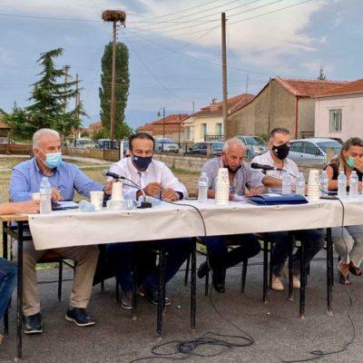 Αμύνταιο: Συνάντηση για μετεγκατάσταση Βαλτονέρων