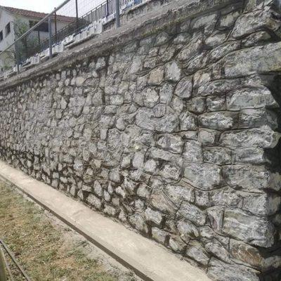 Βοΐο: Συνεχίζονται οι εργασίες ανακαίνισης του περιβάλλοντος χώρου του Δημοτικού γηπέδου Νεάπολης (Φωτογραφίες)
