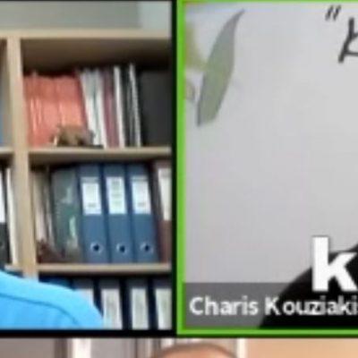 """kozan.gr: Το καρφί του Χ. Κουζιάκη, με αιχμή """" Ιζνογκούντ"""", για τον Ευάγγελο Σημανδράκο και τη δημαρχία, που εκνεύρισε τον Αντιδήμαρχο Τεχνικών Υπηρεσιών – Τι είπε για το θέμα ο Λ. Μαλούτας (Βίντεο)"""
