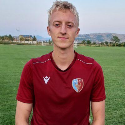 Παίκτης της AEΠ Κοζάνης ο SIMON KRIZAK