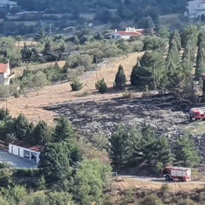 kozan.gr: Φωτιά μικρής έκτασης σημειώθηκε λίγο μετά τις 16.30, το Σάββατο 28 Αυγούστου, κοντά στο στέκι των Κασμιρτζήδων στο «ΣΜΑΘΚΟ» (Φωτογραφίες)