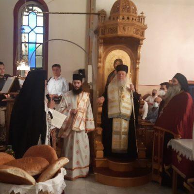 kozan.gr: Πτολεμαίδα: Πλήθος πιστών, εντός κι εκτός ναού, το βράδυ του Σαββάτου, στο Μέγα Πανηγυρικό Εσπερινό, στο Ι.Ν. Αγ. Ιωάννου Προδρόμου (Bίντεο & Φωτογραφίες)