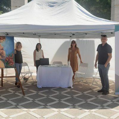 kozan.gr: Πτολεμαίδα: Διανομή, στην κεντρική πλατεία της πόλης, πληροφοριακού υλικού, ενόψει της νέας ακαδημαϊκής χρονιάς, για φοιτητές της Σχολής Επιστημών Υγείας του Πανεπιστημίου Δ. Μακεδονίας