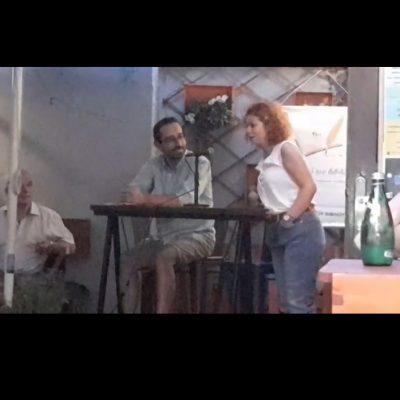 """kozan.gr:  Ένα χρήσιμο βιβλίο (""""Μαθαίνω ορθογραφία, παίζοντας"""") για τους γονείς & τα παιδιά, παρουσιάστηκε, το απόγευμα της Τετάρτης, 1 Σεπτεμβρίου, στο cafe """"Μπλε Ελάφι"""", στην Κοζάνη (Φωτογραφίες & Βίντεο)"""
