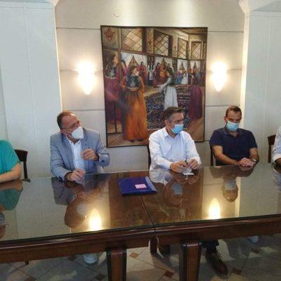 Υπογραφή Προγραμματικής Σύμβασης 121.892€ από τον Περιφερειάρχη Γ. Κασαπίδη για την Αναβάθμιση των Υποδομών του Χιονοδρομικού Κέντρου Βιτσίου
