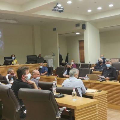 kozan.gr:  Με αφιέρωμα στον Μίκη Θεοδωράκη η πρώτη δια ζώσης συνεδρίαση του Δημοτικού Συμβουλίου Κοζάνης (Φωτογραφίες)