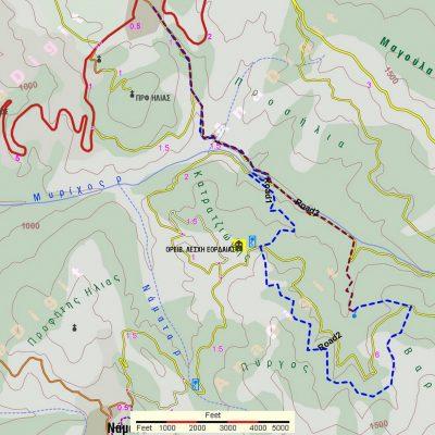 Ορειβατική Λέσχη Εορδαίας Πτολεμαΐδα: Κυριακή 5-9-2021 στο Άσκιο