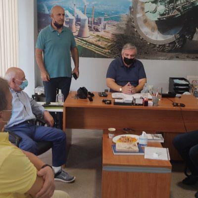 kozan.gr: Θέματα γύρω από την απολιγνιτοποίηση συζήτησε με πολίτες και συνδικαλιστές  ο βουλευτής Α΄ Θεσσαλονίκης κι υποψήφιος για την ηγεσία του Κινήματος Αλλαγής, Χάρης Καστανίδης, κατά την επίσκεψή του στα γραφεία των συνταξιούχων της ΔΕΗ στην Κοζάνη  (Βίντεο & Φωτογραφίες)