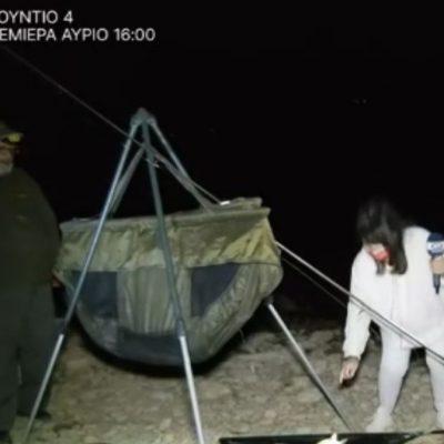 kozan.gr: Η ζωντανή σύνδεση της ΕΡΤ1, ξημερώματα Κυριακής 5/9, με τη Λίμνη Πολυφύτου και τη διεξαγωγή αθλητικού αγώνα αλιείας κυπρίνου – Η στιγμή που ο Πρόεδρος του Αθλητικού Συλλόγου Ερασιτεχνών Αλιέων Κοζάνης πιάνει ψάρι και στη συνέχεια το απελευθερώνει (Βίντεο)