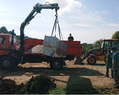 Τοπική Οικονομική Ανάπτυξη Δήμου Κοζάνης: Βελτιώνονται με παρεμβάσεις οι βοσκότοποι Ελλησπόντου