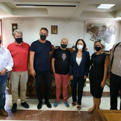 Καλλιόπη Βέττα – N.E. ΣΥΡΙΖΑ Κοζάνης: Συναντήσεις με φορείς της Π.Ε. Κοζάνης μαζί με τον Ευρωβουλευτή του ΣΥΡΙΖΑ Π.Σ. Κώστα Αρβανίτη