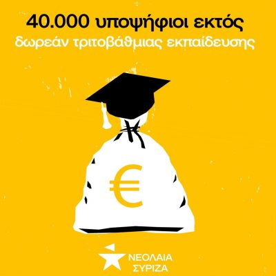 Κοινή ανακοίνωση Οργανώσεων νεολαίας ΣΥΡΙΖΑ Δυτικής Μακεδονίας: Η κυβέρνηση βάζει λουκέτο στο Πανεπιστήμιο Δυτικής Μακεδονίας