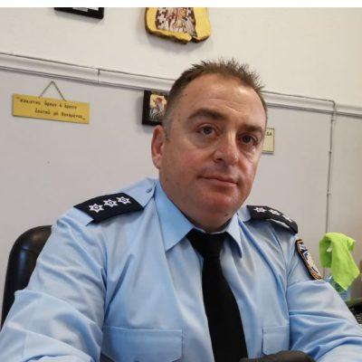kozan.gr: Καθήκοντα Διοικητή Τροχαίας Κοζάνης ανέλαβε κι ασκεί ο Λευτέρης Καραδίσογλου