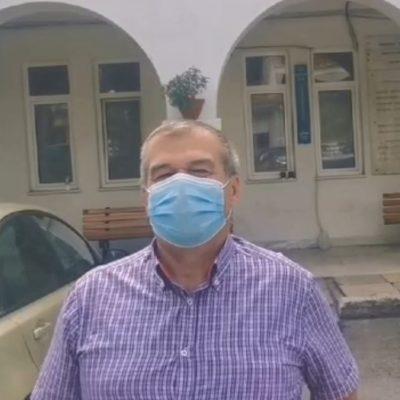 kozan.gr: Τι δηλώνει στο kozan.gr ο Πρόεδρος του Συλλόγου Εργαζομένων Νοσοκομείου Κοζάνης & Κέντρων Υγείας, Δημήτρης Ντέντης  για το θέμα που αποκάλυψε το kozan.gr σε σχέση με την έρευνα που διεξάγεται για δύο περιπτώσεις ενδεχομένως «μαϊμού» εμβολιασμών νοσηλευτριών και μία περίπτωση ενός γιατρού στο Μαμάτσειο (Βίντεο)