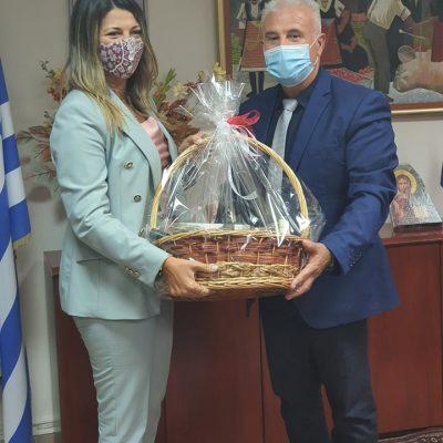 Επίσκεψη της Υφυπουργού Τουρισμού κ. Σοφίας Ζαχαράκη στην Π.Ε. Φλώρινας