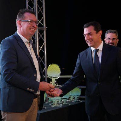 """Τιμητική Διάκριση του Δήμου Γρεβενών για την ενεργή συμμετοχή του στην """"Ευρωπαϊκή Εβδομάδα Κινητικότητας"""""""