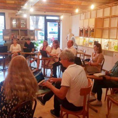 """Περιφερειακή  Διεύθυνση  Εκπαίδευσης Δυτικής Μακεδονίας: Πρώτη εταιρική συνάντηση στο πλαίσιο του ευρωπαϊκού προγράμματος Erasmus+ με τίτλο """"Media Smart"""""""