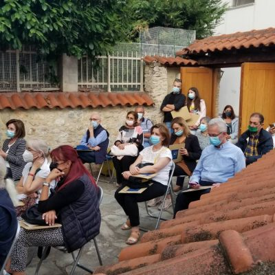 kozan.gr: Ξεκίνησε, το απόγευμα της Παρασκευής 10/9, το 5ο Συμπόσιο Λογοτεχνίας στην Κοζάνη (Φωτογραφίες & Βίντεο)