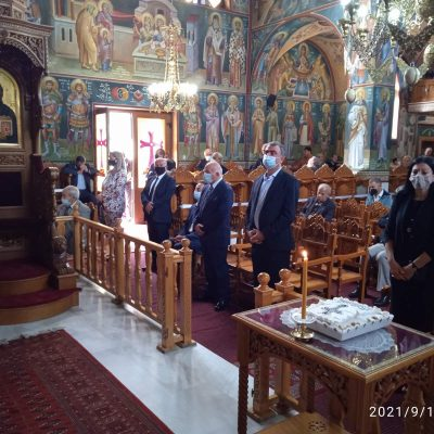 kozan.gr: Πτολεμαΐδα: Tελέστηκε το ετήσιο μνημόσυνο – επιμνημόσυνη δέηση στη μνήμη των θυμάτων της Γενοκτονίας του Μικρασιατικού Ελληνισμού (Βίντεο & Φωτογραφίες)