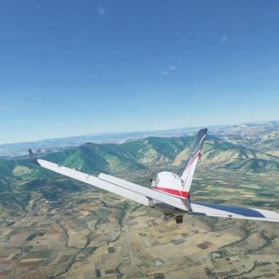 kozan.gr: Εικονική πτήση, με απογείωση από το αεροδρόμιο Φίλιππος στην Κοζάνη και περιήγηση στη γύρω περιοχή, μέσω του καναλιού  Island Landing στο youtube
