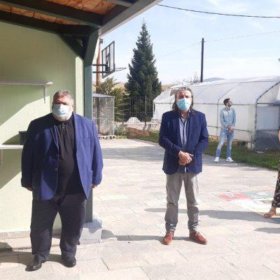 Kozan.gr: Παρουσία του Δημάρχου Εορδαίας Π. Πλακεντά πραγματοποιήθηκε ο αγιασμός στο Ε.Ε.Ε.Ε.Κ. Πτολεμαϊδας (Φωτογραφίες)