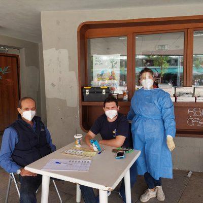Δήμος Κοζάνης: Τι έδειξαν τα σημερινά rapid tests στην κεντρική πλατεία
