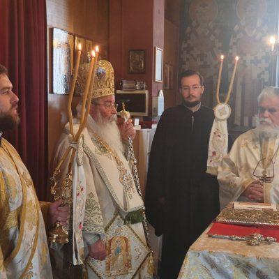 Σερβίων και Κοζάνης Παύλος στο Βελβεντό: ''Πρότυπο των γυναικών η Παναγία''(του παπαδάσκαλου Κωνσταντίνου Ι. Κώστα)