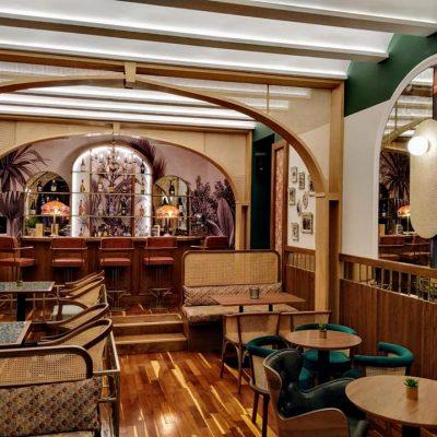 kozan.gr: Ο πολύ όμορφος ανανεωμένος χώρος του cafe – bar Αίγλη στην Πτολεμαίδα
