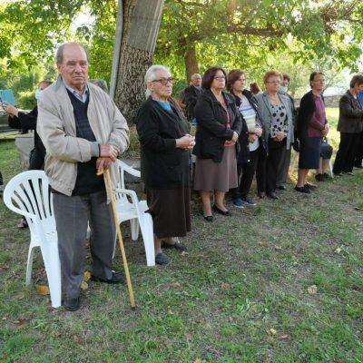 Στο εξωκλήσι του Αγίου Νικολάου στο Μοναχίτι Γρεβενών ο Δήμαρχος Γιώργος Δασταμάνης για τον Εσπερινό της Υψώσεως του Τιμίου Σταυρού