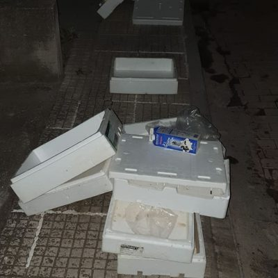 Σχόλιο αναγνώστη στο kozan.gr: Κοζάνη: ΔΕΝ έγινε αποκομιδή των σκουπιδιών με αποτέλεσμα να υπάρχει έντονη δυσοσμία (Φωτογραφίες)