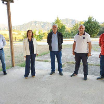 Καλλιόπη Βέττα: Επίσκεψη στα χωριά Τρανόβαλτο, Μικρόβαλτο, Ελάτη, Κρανίδια, Πλατανόρεμα, Καστανιά και Λάβα του Δήμου Σερβίων