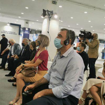 Κάποια σημεία από την τοποθέτηση του προέδρου Κοινότητας Πτολεμαΐδας Ισαάκ Νικολαΐδη κατά την παρουσίαση του ΣΔΑΜ για την Δυτική Μακεδονία στην 85η Διεθνή Έκθεση Θεσσαλονίκης