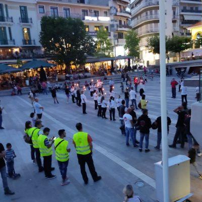kozan.gr: Κοζάνη: Άναψε, το βράδυ της Παρασκευής 17/9, η φλόγα της αγάπης, στο πλαίσιο της 19ης Λαμπαδηδρομίας Αιμοδοτών (Βίντεο & Φωτογραφίες)