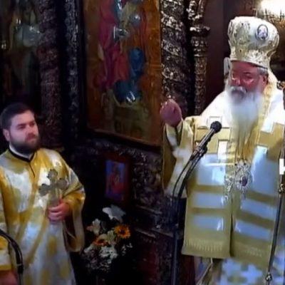 "kozan.gr: Μητροπολίτης Σερβίων & Κοζάνης Παύλος στο σημερινό του κήρυγμα: ""Εμάς δεν μας αγαπάει κάνεις. Πώς είναι δυνατόν να υπάρχουμε τόσους αιώνες, αφού δεν έχουμε κανέναν φίλο. Ούτε Ρώσους, ούτε Ευρωπαίους, ούτε Αμερικανούς. Όλοι για τα συμφέροντά τους! Συμφέροντα υπέγραφαν τότε με την Τουρκία οι πάντες. Και μην περιμένετε το ""ξανθό"" γένος των Ρώσων.  Αυτοί είναι οι πιο χειρότεροι, μαζί με τους Γερμανούς, εναντίον μας. Η ιστορία τα λέει, δεν τα λέει ο δεσπότης σας – Nα επιστρέψουμε στις ρίζες μας και να γίνουμε Έλληνες κι όχι Εθνικιστές""  – H αναφορά περί βάρβαρων κι ούνων,  στην πλειοψηφία τους, για τους Γερμανούς  (Βίντεο)"