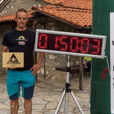 "1oς ο Δημήτρης Σελέτης, με χρόνο 1:50:03, στους Ορεινούς Αγώνες ""Voio Race"", που πραγματοποιήθηκαν στο όρος Μπούρινος (Βίντεο 22′)"
