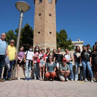 """Μαθητές από Πολωνία, Πορτογαλία και Ισπανία στην """"Ευρωπαϊκή Εβδομάδα Κινητικότητας"""" του Δήμου Γρεβενών"""