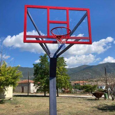 "X. Ελευθερίου (Δήμαρχος Σερβίων): ""Στα δύο χρόνια της νέας Δημοτικής αρχής έχουμε «νέα» γηπέδα μπάσκετ : Ροδίτη,Λάβα,Λεύκαρα,Ιμερα,Τριγωνικό,Ελάτη και ετοιμάζεται των Γουλών"""