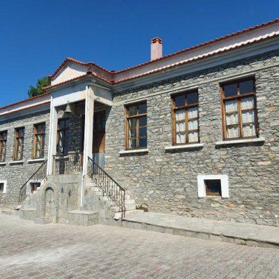 Δήμος Βοϊου: Εργασίες στο πρώην Δημοτικό σχολείο Δρυοβούνου