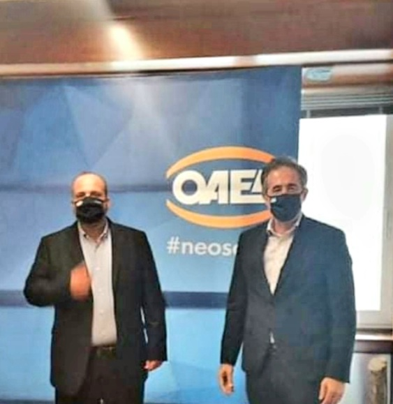 Στάθης Κωνσταντινίδης, Βουλευτής ΠΕ Κοζάνης: «ΟΑΕΔ, καλές ειδήσεις για τον τόπο μας»