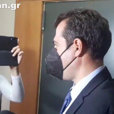 "kozan.gr: Tι απάντησε ο Υπουργός Υγείας Θ. Πλεύρης στο ερώτημα σε σχέση με το φαινόμενο που παρατηρείται, το τελευταίο χρονικό διάστημα, γιατροί να ""φεύγουν"" από το Μαμάτσειο νοσοκομείο Κοζάνης. Πώς θα καλυφθούν τα κενά;"""