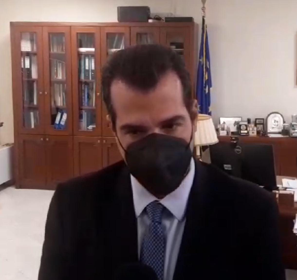 kozan.gr: Κοζάνη: Mε αντιπροσωπεία των υγειονομικών που τέθηκαν σε αναστολή εργασίας, επειδή δεν εμβολιάστηκαν, μίλησε ο Υπουργός Υγείας Θ. Πλεύρης – Τι δήλωσε, ακριβώς, μετά τη συνάντηση μαζί τους (Βίντεο)