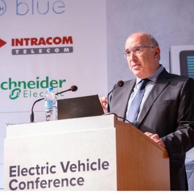 Σημεία ομιλίας του Υφυπουργού Μεταφορών Μιχάλη Παπαδόπουλου στο συνέδριο «Electric Vehicle Conference»